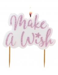 Candelian compleanno Make a Wish