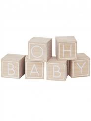 Libro per firme con cubi Oh Baby