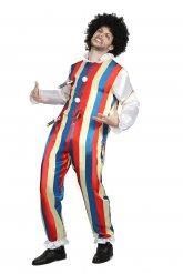 Costume da clown pugnalato