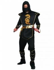 Travestimento Ninja del drago per uomo
