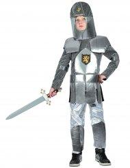 Costume cavaliere con armatura per bambino