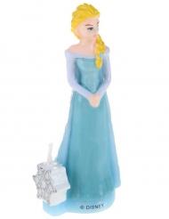 Candelina di compleanno 3D Frozen™ Elsa