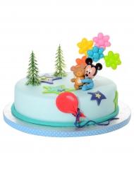 4 decorazioni per torte Baby Topolino™