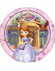 Disco in ostia Principessa Sofia™ 21 cm