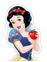 Foglio di ostia di Biancaneve Principesse Disney™