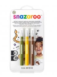 Set matite per trucco tema giungla