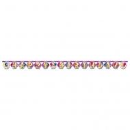 Ghirlanda Happy Birthday Shimmer and Shine™ 200 x 15 cm