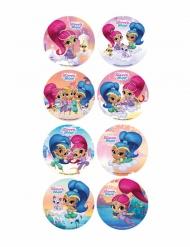 16 mini dischi di zucchero Shimmer & Shine™