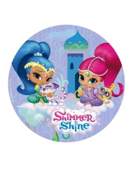 Disco di ostia Shimmer and Shine™ 20 cm