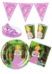 Kit Festa piccola principessa 24 persone
