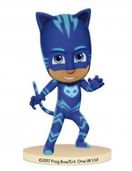 Statuina per dolci in plastica Super Pigiamini™ Gattoboy™