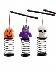 Lampadina Halloween con caramelle modello casuale
