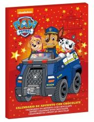 Calendario dell'avvento rosso Paw Patrol™