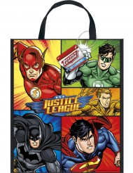 Busta regalo in plastica Justice League™ 33 x 28 cm