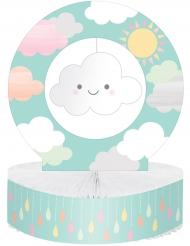 Centrotavola piccola nuvola