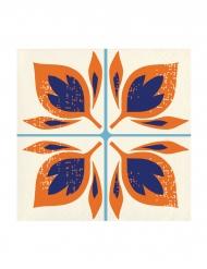 24 tovagliolini di carta stile Marocco