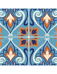 16 tovaglioli di carta in stile Marocco
