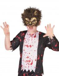 Maschera da lupo mannaro per bambino