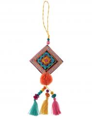 Sospensione messicana rombo multicolor