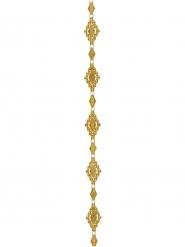 Nastro in plastica dorato Versailles