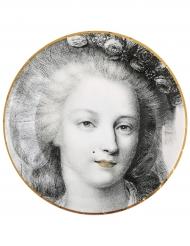 10 piatti in cartone Versailles 23 cm