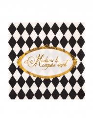 20 tovagliolini di carta Versailles