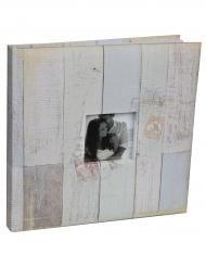 Libro per firme finto legno