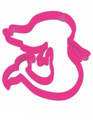 Tagliapasta rosa a forma di sirena