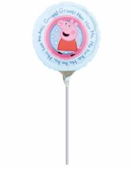 Mini palloncino alluminio Peppa Pig™
