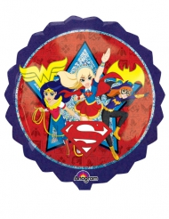 Palloncino alluminio DC Super Hero Girls™