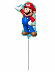 Mini palloncino alluminio Super Mario™