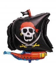 Palloncino alluminio nave pirata