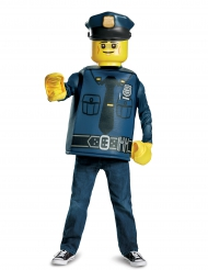 Travestimento da poliziotto LEGO™ per bambino