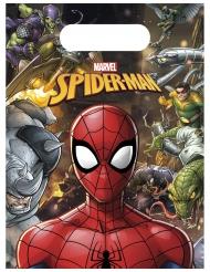 6 sacchetti in plastica Spiderman™