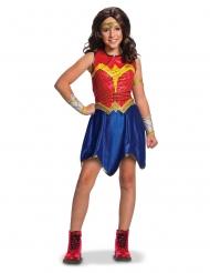 Costume classico Wonder Woman di Justice League™ bambina