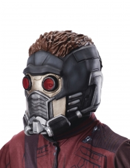 Maschera di lattice di Star Lord™ per adulto