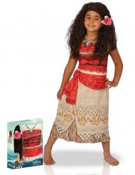 Cofanetto costume e parrucca Oceania™ bambina