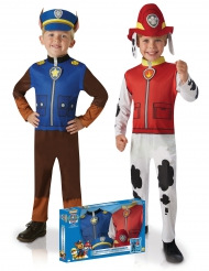 Costume coppia Paw Patrol™ Chase e Marshall