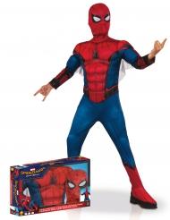 Cofanetto costume lusso Spiderman Homecoming™ bambino