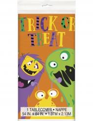 Tovaglia in plastica mostriciattoli Halloween