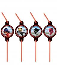 8 cannucce Miraculous Ladybug™