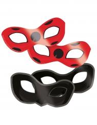 8 mascherine in cartone Ladybug™