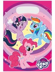 8 sacchetti di plastica Mu little pony™