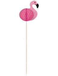10 stecchini aperitivo flamingo paradise