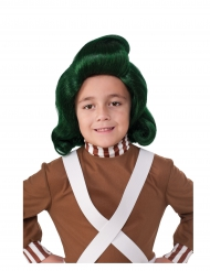 Parrucca per bambino Umpa Lumpa™ La Fabbrica di Cioccolato™
