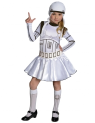 Travestimento da Stormtrooper Star Wars™ per bambina