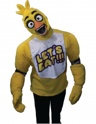 Costume Chica™ Five Nights at Freddy's™ per adulto