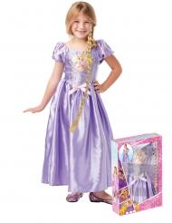 Cofanetto della principessa Raperonzolo™ con paillettes e treccia