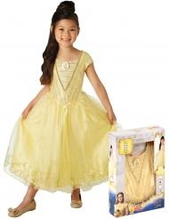 Cofanetto lusso costume di Belle™ per bambina