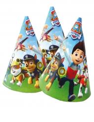 6 cappellini in cartone Paw Patrol™